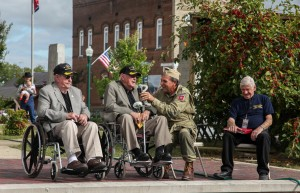 Conversation with History | Remembering WWII 2016