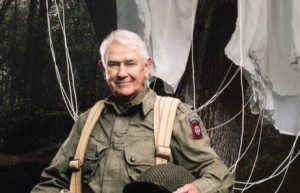 Donald Jakeway (D-Day WWII veteran) | Remembering WWII 2016 | Linden, TN