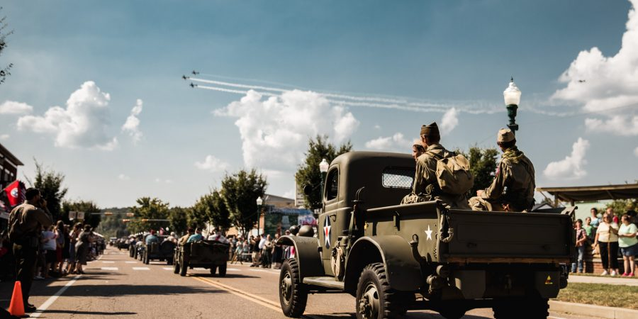 Remembering WWII 2017 | Living History, Education, and Honor